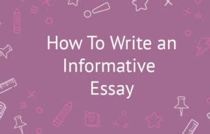 How to write a defintion essay